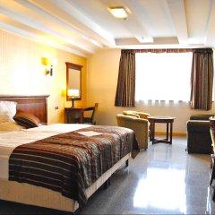 Actor Hotel Budapest комната для гостей