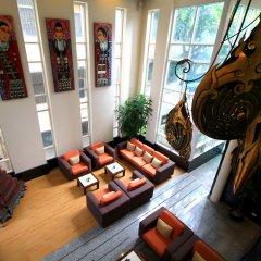 Отель Pinnacle Lumpinee Park Бангкок фитнесс-зал