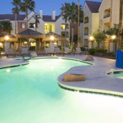 Отель Holiday Inn Club Vacations: Las Vegas at Desert Club Resort фитнесс-зал фото 4