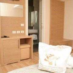 Hotel Centro Benessere Gardel Кьюзафорте ванная