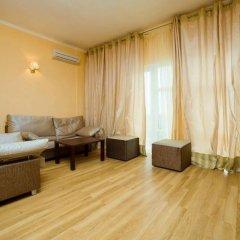 Гостиница Марина комната для гостей фото 4