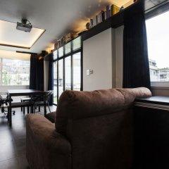 Pop @ Itaewon Boutique Guest House - Hostel Сеул комната для гостей фото 3