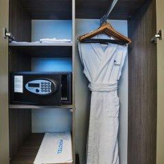 Гостиница Миротель Новосибирск 4* Стандартный номер с разными типами кроватей фото 7