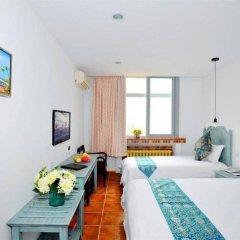 Отель B&B Inn Baishiqiao Hotel Китай, Пекин - отзывы, цены и фото номеров - забронировать отель B&B Inn Baishiqiao Hotel онлайн комната для гостей фото 3