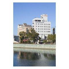Hotel Sunshine Tokushima Минамиавадзи приотельная территория фото 2
