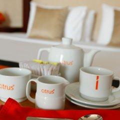 Отель Citrus Waskaduwa в номере