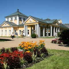 Отель Metropol Чехия, Франтишкови-Лазне - отзывы, цены и фото номеров - забронировать отель Metropol онлайн фото 2