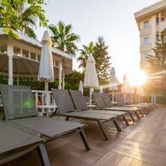 Hane Garden Hotel Сиде бассейн