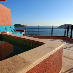 Отель Casa Sandbar Мексика, Сиуатанехо - отзывы, цены и фото номеров - забронировать отель Casa Sandbar онлайн бассейн