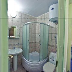 Гостиница Акватика ванная фото 2