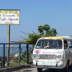 Отель Locanda Degli Agrumi Конка деи Марини городской автобус