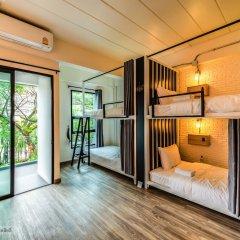 Bangkok Oasis Hotel балкон