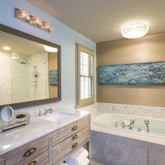 Отель Bernardus Lodge & Spa ванная фото 2