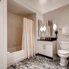 Отель Global Luxury Suites at The Convention Center США, Вашингтон - отзывы, цены и фото номеров - забронировать отель Global Luxury Suites at The Convention Center онлайн ванная фото 2