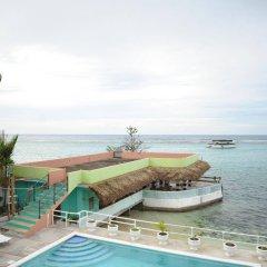 Отель Ocean Sands балкон