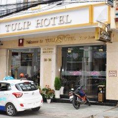 Tulip Hotel Da Lat Далат городской автобус