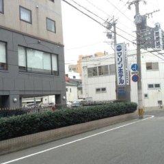 Отель Marine Hotel Shinkan Япония, Порт Хаката - отзывы, цены и фото номеров - забронировать отель Marine Hotel Shinkan онлайн фото 2