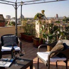 Trevi Hotel Рим бассейн фото 2