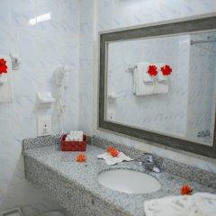 Отель Seagarden Beach Resort - All Inclusive Ямайка, Монтего-Бей - отзывы, цены и фото номеров - забронировать отель Seagarden Beach Resort - All Inclusive онлайн ванная фото 2