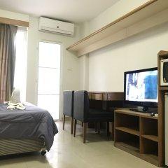 Отель I-house By Jenny Бангкок удобства в номере фото 2