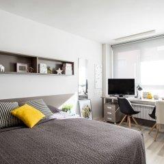 Отель Residencia Universitaria Claudio Coello Испания, Мадрид - отзывы, цены и фото номеров - забронировать отель Residencia Universitaria Claudio Coello онлайн комната для гостей фото 2