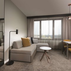Adina Apartment Hotel Frankfurt Westend комната для гостей фото 4