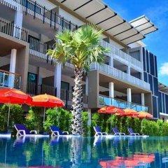 Отель Chaweng Noi Pool Villa Таиланд, Самуи - 2 отзыва об отеле, цены и фото номеров - забронировать отель Chaweng Noi Pool Villa онлайн приотельная территория фото 2