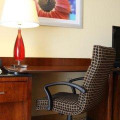 Отель Minneapolis Airport Marriott Блумингтон удобства в номере