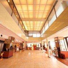 Отель Hanabishi Hotel Япония, Хита - отзывы, цены и фото номеров - забронировать отель Hanabishi Hotel онлайн интерьер отеля фото 2