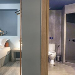 Отель Lotus Center Apartments Греция, Афины - отзывы, цены и фото номеров - забронировать отель Lotus Center Apartments онлайн ванная