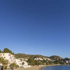 Отель Santa Lucía Испания, Курорт Росес - отзывы, цены и фото номеров - забронировать отель Santa Lucía онлайн приотельная территория