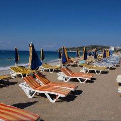 Отель Caravel Родос пляж