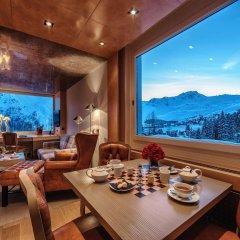 Tschuggen Grand Hotel Arosa комната для гостей фото 3