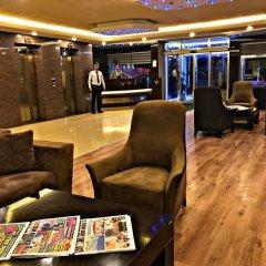Diamond Hotel Турция, Кайсери - отзывы, цены и фото номеров - забронировать отель Diamond Hotel онлайн интерьер отеля фото 2