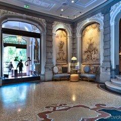 Отель Château Monfort интерьер отеля