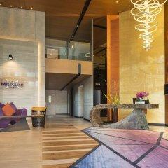 Отель Mercure Bangkok Makkasan Бангкок интерьер отеля фото 2