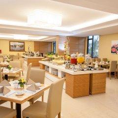 Muong Thanh Grand Nha Trang Hotel питание фото 2