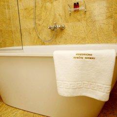 Отель Гостевой дом Фридриха Литва, Клайпеда - отзывы, цены и фото номеров - забронировать отель Гостевой дом Фридриха онлайн ванная фото 2