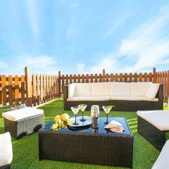 Отель Villa Maer Бланес спортивное сооружение