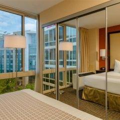 Отель Beacon Hotel & Corporate Quarters США, Вашингтон - отзывы, цены и фото номеров - забронировать отель Beacon Hotel & Corporate Quarters онлайн балкон