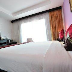 Отель Aloha Residence Пхукет комната для гостей