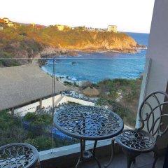 Отель Isla Natura Beach Huatulco балкон