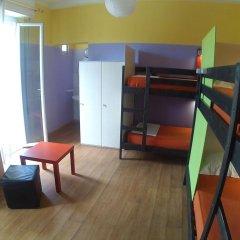 Jammin' Hostel Rimini комната для гостей