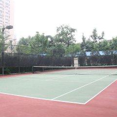 Отель Shanghai Fenyang Garden Boutique Hotel Китай, Шанхай - отзывы, цены и фото номеров - забронировать отель Shanghai Fenyang Garden Boutique Hotel онлайн спортивное сооружение
