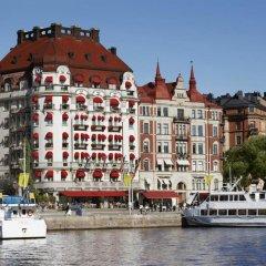 Hotel Diplomat Stockholm Стокгольм городской автобус