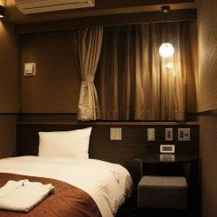 Hotel Abest Ginza Kyobashi сейф в номере