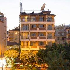Hotel Kleopatra балкон
