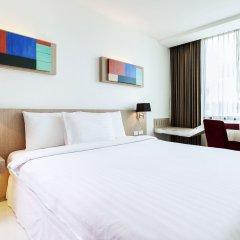 Отель Vic3 Bangkok комната для гостей фото 4
