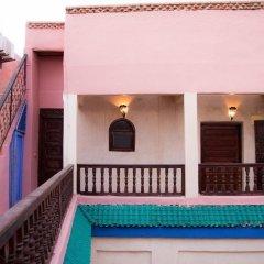 Отель Riad Riva Марокко, Марракеш - отзывы, цены и фото номеров - забронировать отель Riad Riva онлайн бассейн фото 2