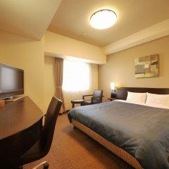 Отель Route Inn Gifu Hashima Ekimae Хашима сейф в номере